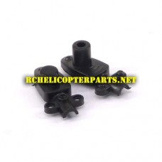 HAK325-21 Tail Motor Holder Parts for Haktoys HAK325 Helicopter