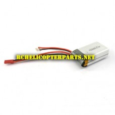 038100-08 Battery parts for Jamara 038100 Quadrocopter Invader 2.4GHz