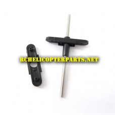 32483-02 Lower Main Blade Grip with Outer Shaft for Radiofly Sprinkle Helicopter