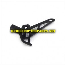 807-10 Vertical Fin Parts for Top Race TR-807 Helicopter