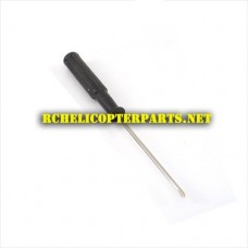 807-24 Screw Driver Parts for Top Race TR-807 Helicopter