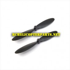 RCAW-05 Anti-Clockwise Propeller (Black) Parts for AWW AWW-Mazing Quadcopter