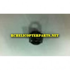 GZ4CHSD7-10 Motor Cover Parts for Ginzick GZ4CHSD7 Air Force Stealth Drone Quadcopter