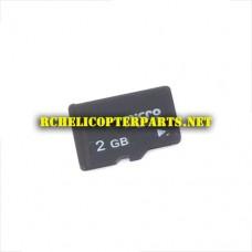 QPC-08 Memory Card 2G Parts for Quadrone Pro with Camera Drone Quadcopter