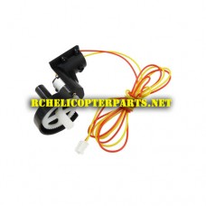 H-755G-20 Tail Motor Unit Set Parts for H-755G Gyrotech Helicopter