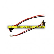 H-755G-24 Switch Parts for H-755G Gyrotech Helicopter