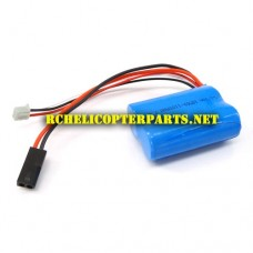 HAK735-29 Lipo Battery Parts for Haktoys HAK735 Helicopter