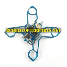 Hak903-10-Blue PCB 2.4Ghz Parts for Haktoys Hak903 Nano Quadcopter Drone
