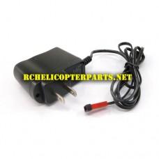HAK907-25-U.S. Charger 110V Flat Pin Parts for Haktoys HAK907 Drone Quadcopter
