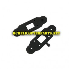 K19-10 Upper Main Blade Grip Parts for KingCo K19 Helicopter