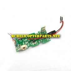K2-22 PCB Parts For Kingco K Model K2 RC Helicopter