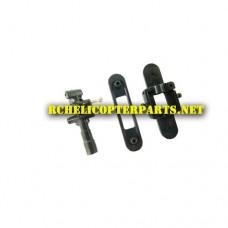 K29-13 Upper Main Blade Holder & Head of Inner Shaft Parts for Kingco K29 Helicopter