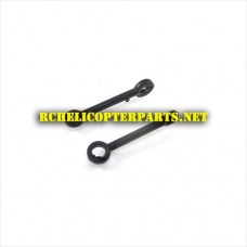 TR-808-02 Connect Buckle Parts for Top Race TR808 3D Flybarless Helicopter