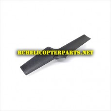 TR-808-04 Tail Blade Parts for Top Race TR-808 RC Helicopter