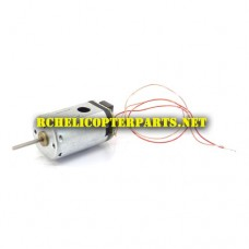 RCTR-F22-09-V2 Main Motor (Clockwise) for F22 RC Quadrocopter Parts