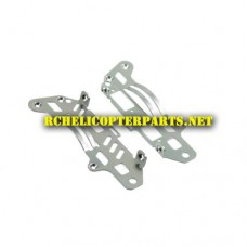 V388-18 Metal Gear Cage Set Parts for Viefly V388 Helicopter
