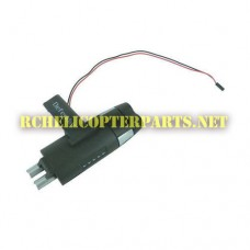 HK685-14 Right Shell Parts For Haktoys HK-685 Helicopter