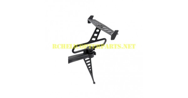 HK685-16 Vertical Tail Fin Parts For Haktoys HK-685 Helicopter