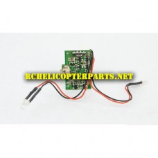 6036-23 PCB Receiver Board for 6036 Helicopter