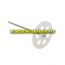 6036-34 Main Gear with Outter Shaft Parts for Mota 6036 Helicopter