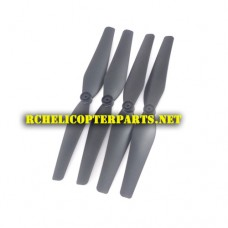 RK2300-01 Main Propellers 4pcs Parts for Polaroid PL2300 Quadcopter Drone