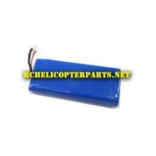 RK2400-02 Lipo Battery Parts for Polaroid PL2400 Quadcopter Drone
