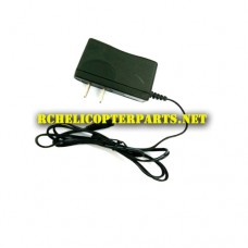 3100-07-US Wall Charger 110V Flat Pin Parts for Polaroid PL3100 Camera Drone