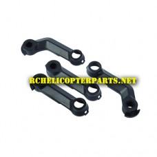 BK 35516-14 Connecting Rod 4PCS Parts for Archos AR0035516 Drone VR