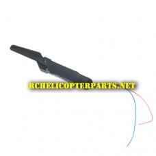 F8-14-CW Clockwise Motor Unit Parts for Contixo F8 Pocket Drone