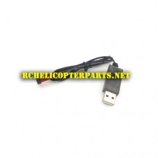 OV-X72-06 USB Cable Charger Parts for OverMax X-Bee Drone 7.2 FPV Dron Quadcopter