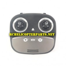 P70-GPS-15-Black Transmitter Remote Controller Parts for Promark P70 GPS Shadow Drone Quadcopter