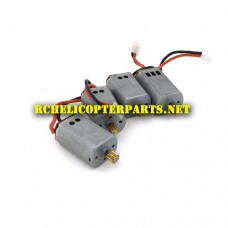 P70-GPS-40 Drone Motor Set of 4PCS (2 CW +2 CCW) Parts for Promark P70 GPS Shadow Drone Quadcopter