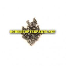 VCR20-07 Screws Parts for Propel Cloud Rider HD 2.0 Remote Control Drone