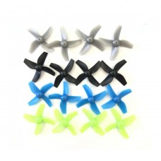 For Propel X09 Mini Drone - 16pcs of Main Propellers - Color Random