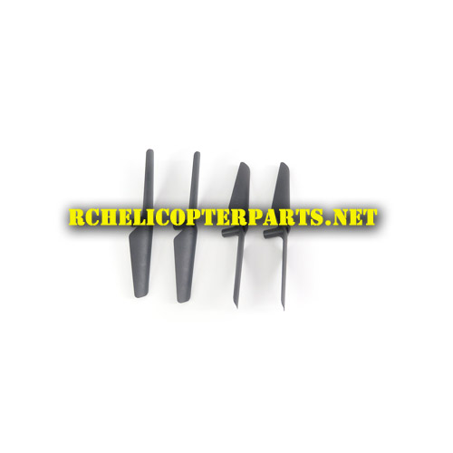 Dx4 05 Main Propellers 4pcs 2cw 2ccw Parts For Sharper