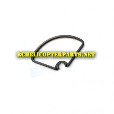 GHDS-002 Propeller Guard 1pc Parts for Sharper Image GPS Video Hover Drone