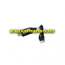 VIVDRC-446-02 USB Cable Charger Parts for Vivitar DRC-446 AeroView Drone