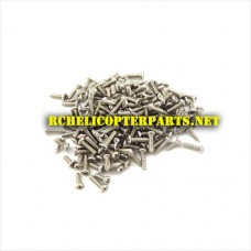 TR-808-40 Screws Spare Parts for Top Race TR-808 Mini RC Helicopter