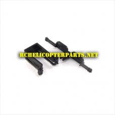 807-26 Servo Fastener Parts for Top Race TR-807 Helicopter