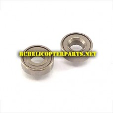 807-28 Bearing Parts for Top Race TR-807 Helicopter