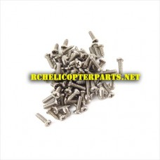 K33-22 Screw Spare Parts for Kingco K33 Tracer RC Drone Quadcopter