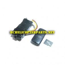 K66-13-03MP Camera 0.3MP Spare Parts for kingco K66 Drone Quadcopter