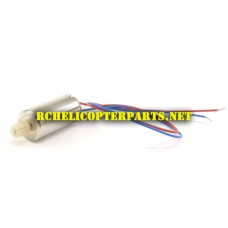 K55-07 CW Clockwise Drone Motor Parts for Kingco K55 RC Quadcopter Drone