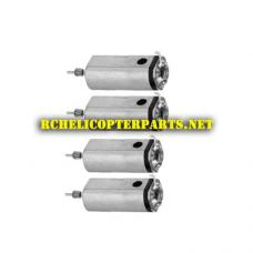 37928-25 CW Motor 2PCS CCW Motor 2PCS Parts for Ods Radiofly 37928 Space Light 60 Drone Quadcopter