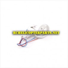 QDR-IST-30 Clockwise Motor Unit Set Parts for AWW AW-QDR-IST Quadrone I-Sight Drone Quadcopter