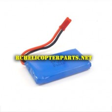 RC-QDR-POV-02 Battery 780mAh Parts for AWW AW-QDR-POV Quadrone Vision - FPV Drone Quadcopter