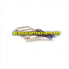 QDR-SPK-14 CW Motor 2PCS and CCW Motor 2PCS Parts for AWW AW-QDR-SPK Quadrone Spark Drone Quadcopter