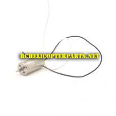 QDR-TRC-07 Anti Clockwise Motor Black Wire Parts for AWW Quadrone Tracer Cam Quadcopter Drone