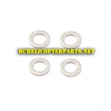 F6-23 Metal Collar for Main Propellers 4PCS Parts for Contixo F6 Quadcopter RC Drone
