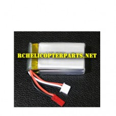 F10-08 7.4V 1200mAh Battery Parts for Contixo F10 Drone Quadcopter